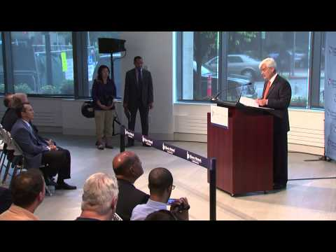 David Long, Liberty Mutual CEO, Unveils 157 Berkeley St. Office Expansion Project