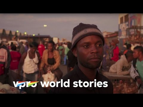 Chniese in Zambia - Straight through Africa