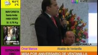 45 ANIVERSARIO DE CREACIÓN POLÍTICA DEL DISTRITO DE VENTANILLA WILLAX TV