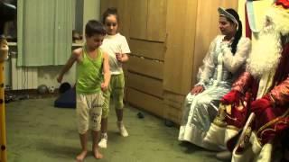 Васильева Ирина, Васильев Владимир, номер для деда Мороза.2014/15