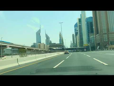 Dubai Downtown Fun ride with Rookie Vlogger Saravanan -Sukumar Tamil