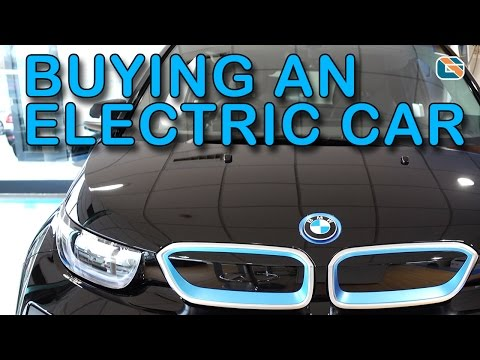 Buying an Electric Car #EV #BMW #BMWi3
