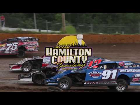 USMTS Horsepower Hump Day at Hamilton County Speedway Aug. 23