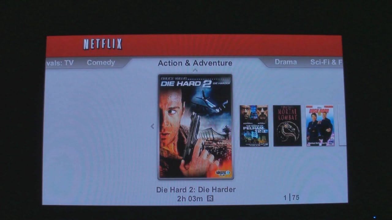Western Digital Live Plus Media Player with Netflix