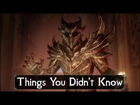 Skyrim: 5 Things You Probably Didn't Know You Could Do - The Elder Scrolls 5: Secrets (Part 20) thumbnail