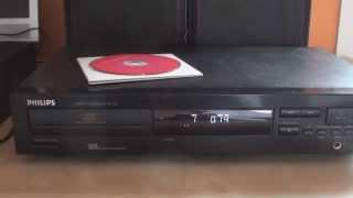 Philips lecteur CD720