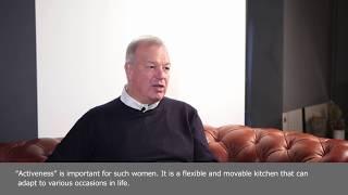 [EuroCucina2018] sanwacompany designer interview Kicco Bestetti