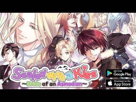 Sealed with a Kiss ~Bride of an Asmodian~ Official Trailer // FREE Otome Game