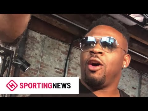 "Jarrell ""Big Baby"" Miller Goes After Anthony Joshua"