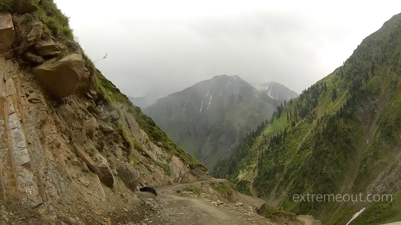 Drive from Sach Pass to Killar
