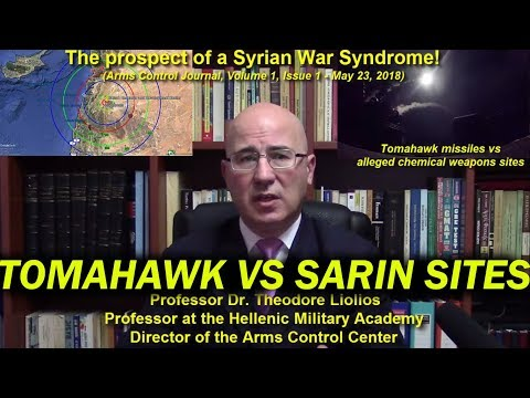 The Syrian War Syndrome - Sarin explosive dispersion effects in military and terrorist attacks