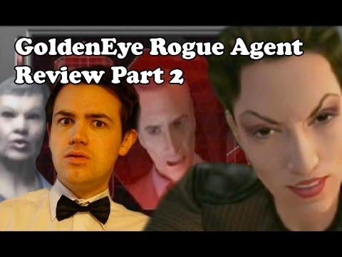 GoldenEye Rogue Agent Review: Part 2