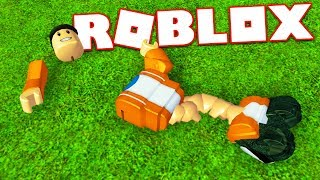 This Roblox game is such a weird game... and it scares me.