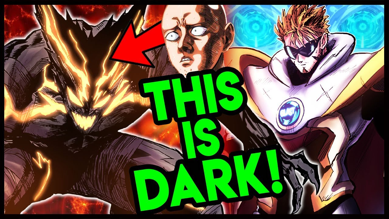 The One Punch Man we used to know is DEAD!