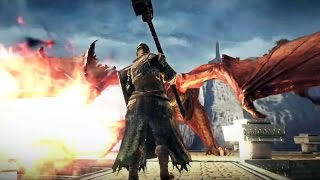 DARK SOULS 2 Scholar of the First Sin Trailer (PS4 / Xbox One)