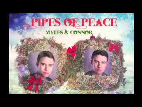 Paul McCartney - Pipes of Peace (Cover) - Myles & Connor