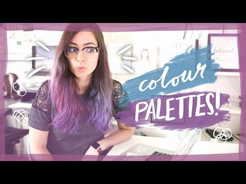 Colour Palette Management Tutorial