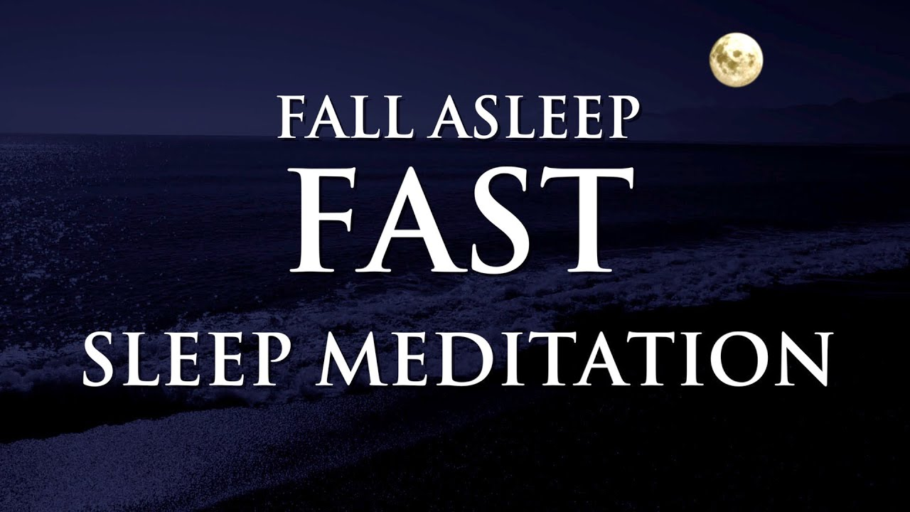 Fall Asleep Fast on a Hot Night Sleep Meditation