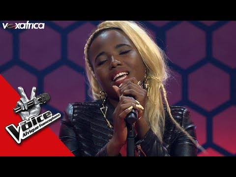 Lincy ' Dreamer Girl ' de Asa Audition à l'aveugle The Voice Afrique francophone 2017