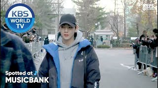 [Spotted at Music Bank] 뮤직뱅크 출근길 - WJSN, Red Velvet, Nature, Key, etc [2018.11.29]