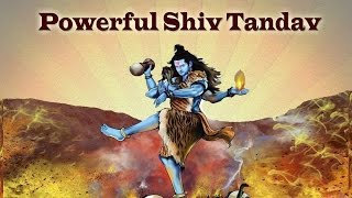 Lord Shiva Tandav Stotram l Powerful l Someswar Mahadev l With Lyrics | HD