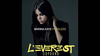 Soprano & Marina Kaye - Mon Everest (audio-live & lyrics)