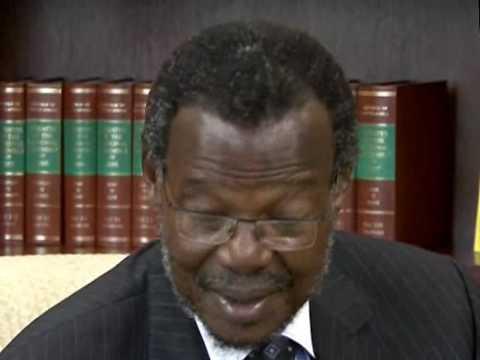 Mangosuthu Buthelezi interview