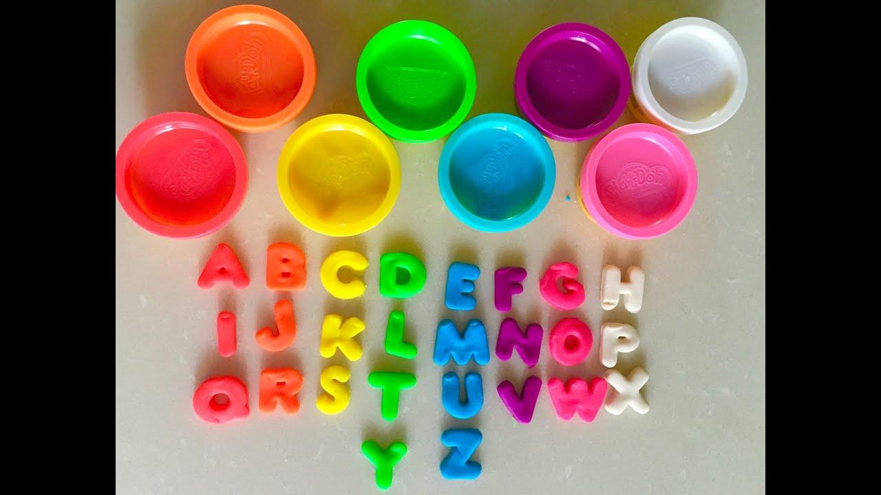 Alphabet Spiel