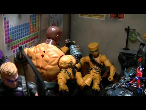 """""""Figures In Action"""" #57: The Capture of Black Panther & Pick Ups"""