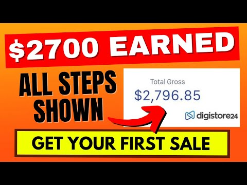Make $100/Day With Digistore24 As A Beginner On Autopilot | Affiliate Marketing Make Money Online