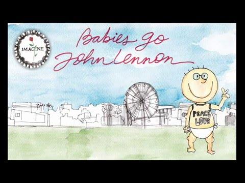 Babies Go John Lennon Full albun John Lennon para bebés Imagine Woman