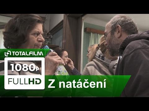 Bába z ledu (2017) krátký film o filmu HD