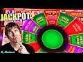 WONDERING FOR JACKPOT! Wonder Wheel Buffalo Gold slot machine BONUS WIN