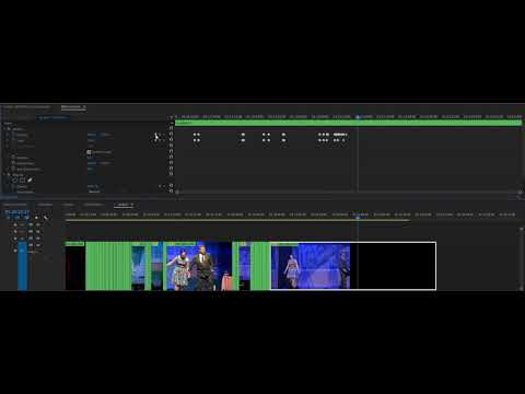 Adobe Premiere can't zoom in to effect controls keyframes
