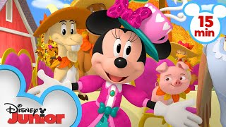 NEW Minnie's Bow-Toons! | Compilation Part 3 | Minnie's Bow-Toons | @Disney Junior