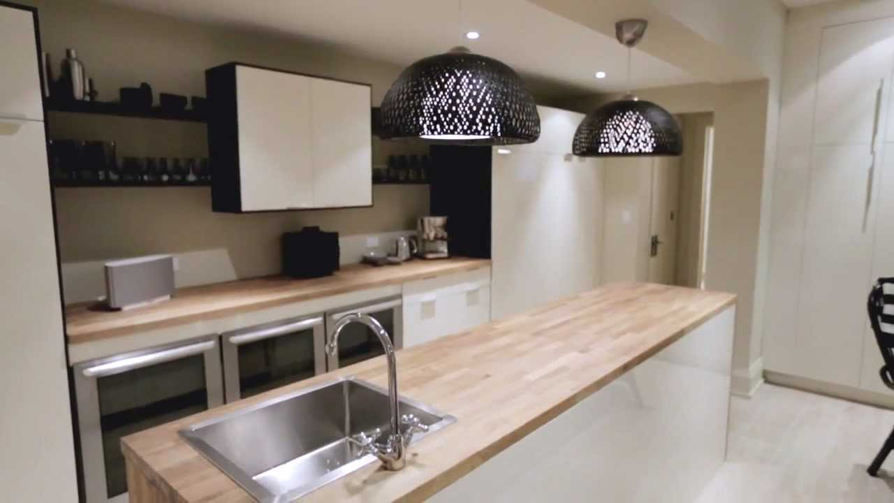 4 Brilliant Kitchen Remodel Ideas: Functional Basement With Affordable Ikea