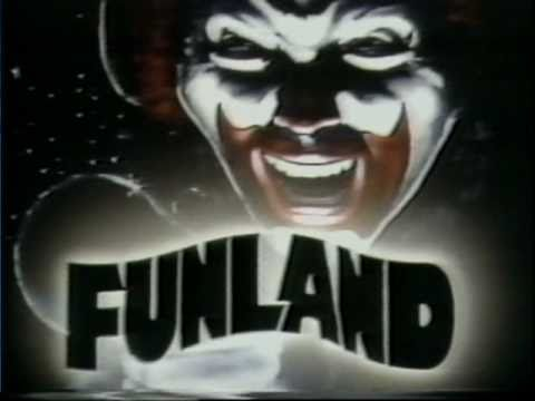 FUNLAND (1987, trailer) David L. Lander
