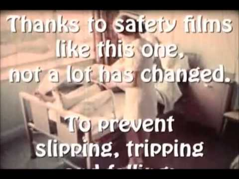 Slips, Trips and Falls Safety Video