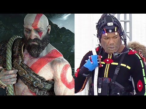 GOD OF WAR 4 Kratos Voice Actor Behind The...