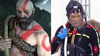 GOD OF WAR 4 Kratos Voice Actor Behind The Scenes Trailer
