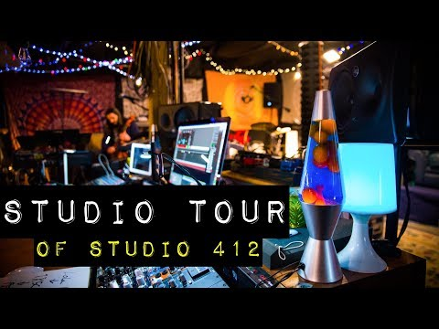 "Studio Tour of ""Studio 412"" - A Musician's Wonderland Mp3"