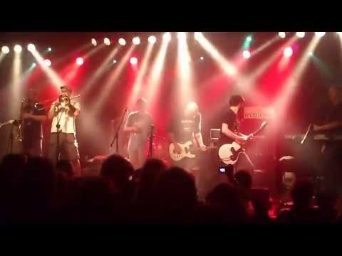 KAZIK & EL DUPA - Das Modell (klub Progresja, koncert dla Mortifera 30.05.2013)