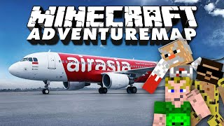 Die Tricks von Air Asia 🎮 Adventure-Map Parkour Paradise 2 #4