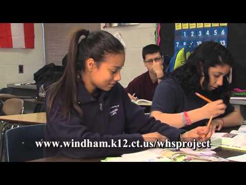 Windham High School renovation project