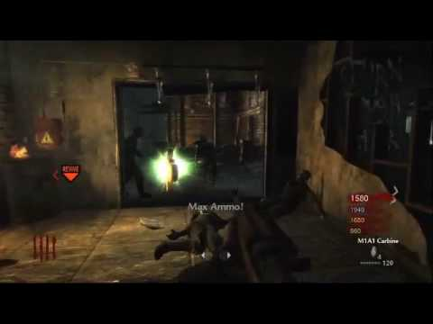 Der Riese Gameplay Zombies Map Pack 3 (Bowie Knife In Action ... on
