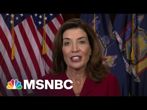 Gov. Kathy Hochul: Transparency Will Be The Hallmark Of My Administration