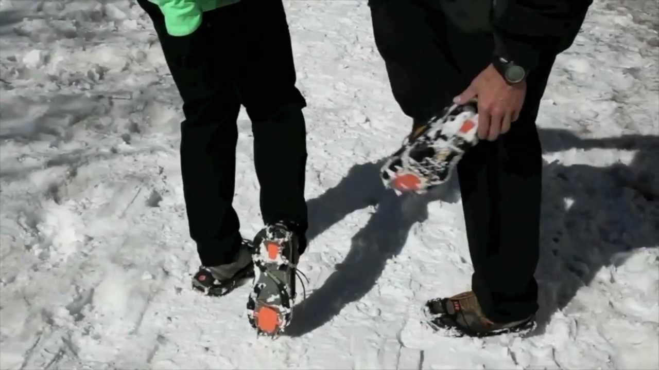 Running Shoe Grips For Ice