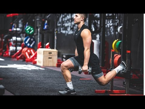 The BEST Single Leg Exercise You Are Not Doing! (TWO VARIATIONS)