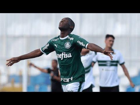 Patrick De Paula Palmeiras Top Midfielder Youtube