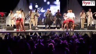 Koffi Olomide live on stage Dar es salaam with